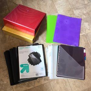 Other - Random School Supplies Bundle